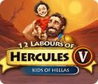 Jocul 12 Labours of Hercules: Kids of Hellas