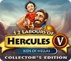 Jocul 12 Labours of Hercules V: Kids of Hellas Collector's Edition