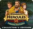 Jocul 12 Labours of Hercules VII: Fleecing the Fleece Collector's Edition