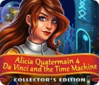 Jocul Alicia Quatermain 4: Da Vinci and the Time Machine Collector's Edition