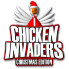 Jocul Chicken Invaders 2 Christmas Edition