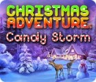 Jocul Christmas Adventure: Candy Storm