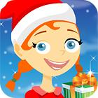 Jocul Christmas Girl Jumps