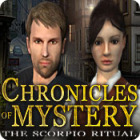 Jocul Chronicles of Mystery: The Scorpio Ritual