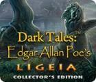 Jocul Dark Tales: Edgar Allan Poe's Ligeia Collector's Edition