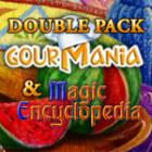 Jocul Double Pack Gourmania and Magic Encyclopedia
