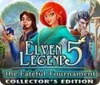 Jocul Elven Legend 5: The Fateful Tournament Collector's Edition