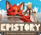 Jocul Epistory: Typing Chronicles