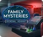Jocul Family Mysteries: Criminal Mindset