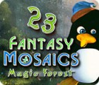 Jocul Fantasy Mosaics 23: Magic Forest