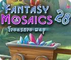 Jocul Fantasy Mosaics 28: Treasure Map