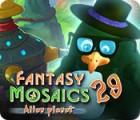 Jocul Fantasy Mosaics 29: Alien Planet