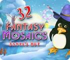 Jocul Fantasy Mosaics 32: Santa's Hut