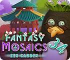 Jocul Fantasy Mosaics 34: Zen Garden