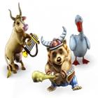 Jocul Farm Frenzy: Ancient Rome