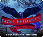 Jocul Fatal Evidence: The Missing Collector's Edition