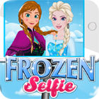 Jocul Frozen Selfie Make Up