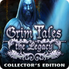 Jocul Grim Tales: The Legacy Collector's Edition