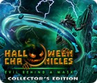 Jocul Halloween Chronicles: Evil Behind a Mask Collector's Edition