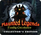 Jocul Haunted Legends: Faulty Creatures Collector's Edition