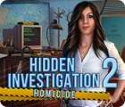 Jocul Hidden Investigation 2: Homicide