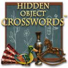 Hidden Object Crosswords game