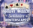 Jocul Jewel Match Solitaire: Winterscapes