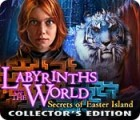 Jocul Labyrinths of the World: Secrets of Easter Island Collector's Edition