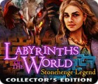 Jocul Labyrinths of the World: Stonehenge Legend Collector's Edition