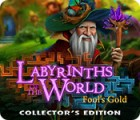 Jocul Labyrinths of the World: Fool's Gold Collector's Edition