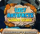 Jocul Lost Artifacts: Golden Island Collector's Edition