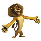 Jocul Madagascar 3 de colorat