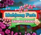 Jocul Mahjong Fest: Sakura Garden
