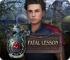 Jocul Mystery Trackers: Fatal Lesson