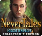 Jocul Nevertales: Forgotten Pages Collector's Edition
