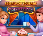 Jocul Restaurant Solitaire: Pleasant Dinner