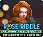 Jocul Rose Riddle: The Fairy Tale Detective Collector's Edition