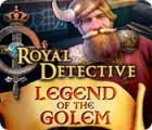 Jocul Royal Detective: Legend of the Golem