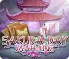 Jocul Sakura Day Mahjong