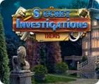 Jocul Secret Investigations: Themis