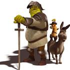 Jocul Shrek: Concentration