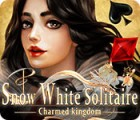 Jocul Snow White Solitaire: Charmed kingdom