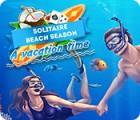 Jocul Solitaire Beach Season: A Vacation Time