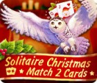 Jocul Solitaire Christmas Match 2 Cards