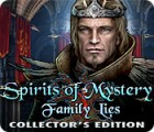 Jocul Spirits of Mystery: Family Lies Collector's Edition