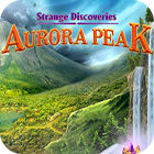 Jocul Strange Discoveries: Aurora Peak Collector's Edition
