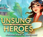 Jocul Unsung Heroes: The Golden Mask Collector's Edition