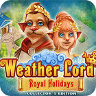 Jocul Weather Lord: Royal Holidays. Collector's Edition