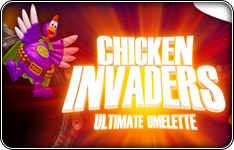 Jocul premium Chicken Invaders 4: Ultimate Omelette