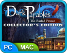 Jocul favorit Dark Parables: The Exiled Prince Collector's Edition
